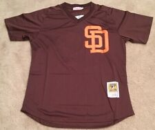 new concept 8a385 8f2a4 Tony Gwynn Brown MLB Jerseys for sale | eBay