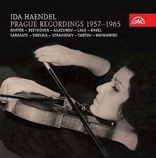 Haendel / Holecek / - Ida Haendel-Prague Recordings (1957-1965) [New CD]