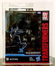 Transformers Generations Studio Series Jetfire Premier Leader Class #35 AFA U8.5