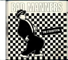 Ska Music CD Bad Manners The Collection Sealed