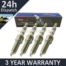 4X IRIDIUM TIP SPARK PLUGS FOR PEUGEOT 308 I 1.6 THP 2010 ONWARDS