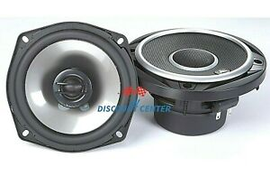 "JL AUDIO C2-525X Evolution 5.25"" Coaxial Car Speakers 2-Way C2 525x NEW"