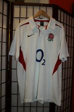 England 2002 home rugby union jersey shirt  XXL , ALY