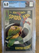 Amazing Spider-man 60 CGC 6.0