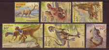 AUSTRALIA 2013 DINOSAURS SET OF 6 FINE USED