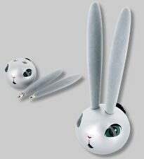"""Pylones Kugelschreiber mit Halterung Hase """"Silber"""""""