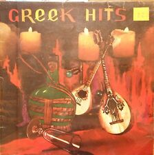 "nana mouskouri,anna hrisafi -rare greece 60's 10"" LP-greek hits- made in israel"