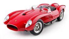 CMC Modelos M071 Ferrari 250 Testa Rossa Modelo de Coche Pontón Fender 1958 1:18th