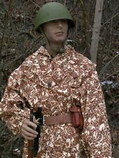 Reproduction Soviet WW2 2pc Brown leaf pattern WINTER camouflage set