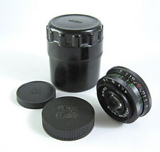 INDUSTAR-50-2 Russian Pentax Zenit Camera M42 Lens MINT