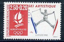 STAMP / TIMBRE FRANCE NEUF N° 2709 ** SPORT / SKI ARTISTIQUE JO ALBERVILLE