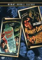 Mummy'S Ghost & Mummy'S Curse - DVD import, no audio ita