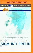 Dream Psychology : Psychoanalysis for Beginners by Sigmund Freud (2015, MP3...