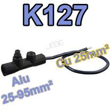 MICHAUD K127 embout réducteur de section à dénudage 25-95 vers 25mm²