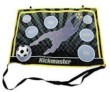 New Kickmaster Indoor Football Goal Target Shot - Includes Ball