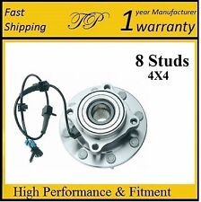 Front Wheel Hub Bearing Assembly for GMC Sierra 2500 HD (4WD) 2001 - 2006