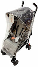 Raincover Compatible with Silver Cross Pop Pushchair (142)