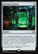 MTG Magic SOI FOIL - Brain in a Jar/Cerveau en bocal , French/VF