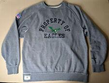 Reebok NFL Vintage Collection Philadephia Eagles 3XL Crew Neck Sweatshirt