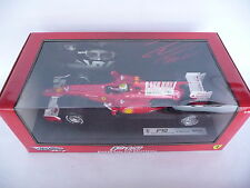 Hot Wheels 1:18 Ferrari F10 Bahrein GP 2010 Felipe Massa T6288