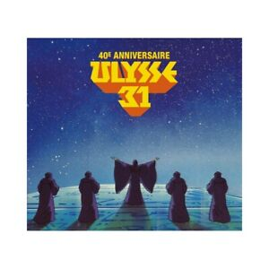 Ulysse 31 - 2 x CD Expanded Score - 40th Anniversary - Limited 500 - Shuky Levy