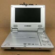 Curtis DVD8007B 7-Inch LCD Portable DVD Player - No Charger/Acc. Included 1.C1