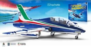 AERMACCHI MB339 PAN FRECCE TRICOLORI 1:20 HACHETTE FULL SET (issue n1 to n93)