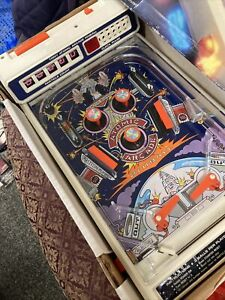 Vintage Toy Pinball Perfect Working Order