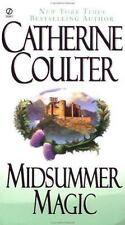 Magic Trilogy: Midsummer Magic Vol. 1 by Catherine Coulter (1998, Paperback, Rep