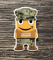 Amazon Warrior Millitary Peccy Pin