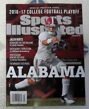 No Label SPORTS Illustrated ALABAMA Special Edition JALEN HURTS Cover COLLEGE