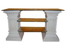 Blumenregal Griechisches Säulenregal Sideboard Antik