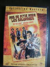 DVD PAS DE PITIE POUR LES SALOPARDS / Giorgio Stegani   Neuf Sous Blister