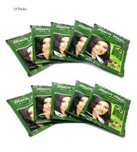 30 Sachets Black Rose Kali Mehandi Black Henna Herbal Hair 10 gms each - 300g