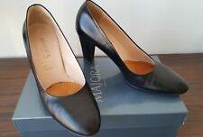 Scarpe Decollete MAJORA in pelle colore nero n. 40 per Hostess