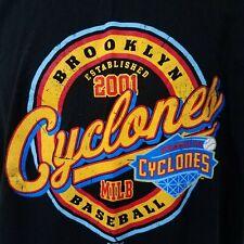 Brooklyn Cyclones T-Shirt Size XL By Champion Minor League Baseball MILB Tee