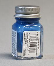 TESTORS PAINT COBALT BLUE ENAMEL 1/4oz JAR 7.4ml plastic model car 1106 NEW