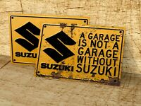 A Garage Is Not Garage Without VW T3  sign for garage man cave home