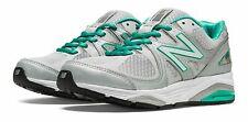 New Balance De Mujer Plata Zapatos De 1540V2 Con Verde