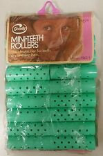 Vintage Hair Rollers! Goody Mini-Teeth Rollers! Unique old hard to find Items!