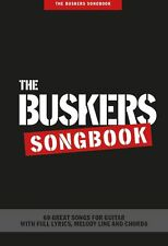 BUSKERS Songbook Play Acoustic Classics Rock POP Hits GUITAR CHORDS Music Book