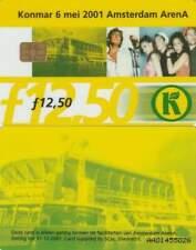 Arenakaart A036-01 12,50 gulden: Konmar