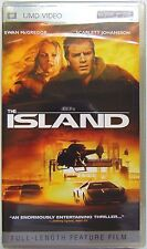 NEW The Island (UMD, 2006) PSP Scarlett Johansson Ewan McGregor Handheld Movie