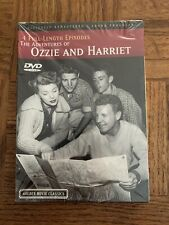 The Adventures Of Ozzie And Harriet DVD