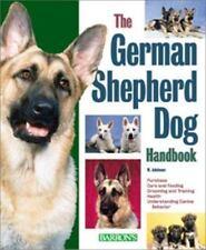 Barron's Pet Handbooks Ser.: The German Shepherd Handbook by M. Adelman.