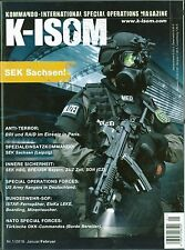 K-ISOM 1/2016 Special Operations Special Forces Magazine Command Bundeswehr Weapon