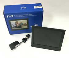 Nix 8 Inch Digital Picture Photo Frame X08E