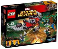 LEGO 76079 Superheroes Ravager Attack