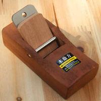 Woodworking Tool Flat Plane Bottom Edged Handle Tools DIY Wood Hand Tool