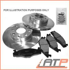 BRAKE DISCS +BRAKE PADS REAR SOLID MERCEDES BENZ V CLASS W638/2 200-280
